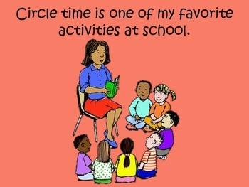 Social Story: Circle Time