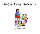 Social Story - Circle Time Behavior