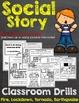 Social Story Classroom Drills