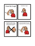 Social Story: Cover My Cough