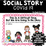 Social Story Covid 19 Distance Learning