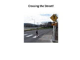 Social Story: Crossing the Street