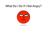 Social Story - Dealing with Anger