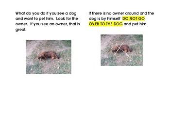 Social Story----Dog Safety