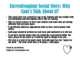 Social Story: Eavesdropping