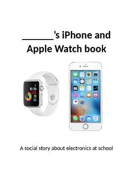 Social Story - Electronics