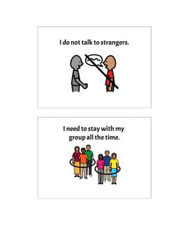Social Story-Field Trip