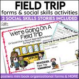 Social Story Field Trip Print Digital Video