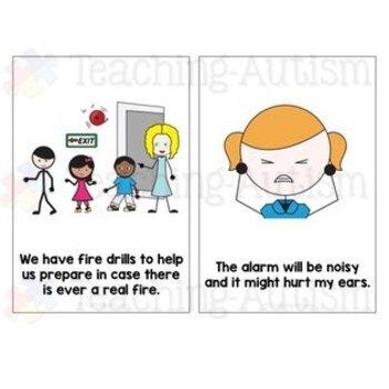 Social Story - Fire Drill