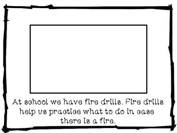 Social Story: Fire Drills