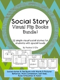 Social Stories for Special Education: Simple Flip Books fo