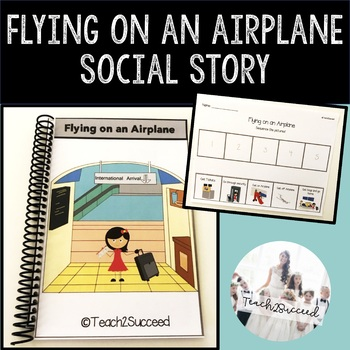Social Story: Flying on an Airplane