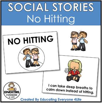Social Story For Children - No Hitting