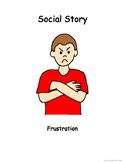 Social Story- Frustration