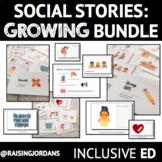 Social Story GROWING Bundle