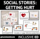 Social Story: Getting Hurt