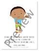 Social Story: Getting Ready For School (Boy Edition)