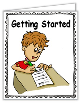 Social Story (Illustrated) - Getting Started