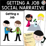 Social Story Getting a Job