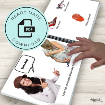 Social Story: Giving Compliments