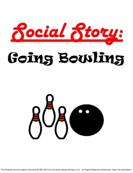Social Story: Going Bowling