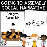 Social Story Going to Assembly