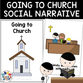 Social Story Going to Church