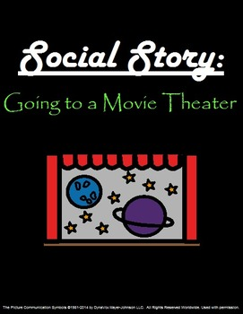 Social Story: Going to a Movie Theater