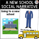 Social Story Going to a New School