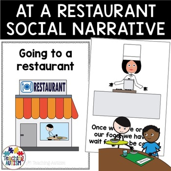 Social Story - Going to a Restaurant