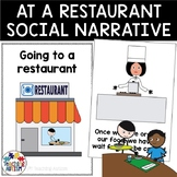 Social Story Going to a Restaurant