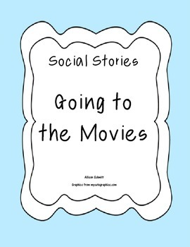 Social Story - Going to the Movies