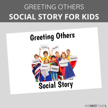 Social Story: Greeting Others