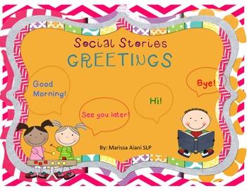 Social Story: Greetings