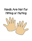 Social Story- Hands are not for Hitting or Hurting
