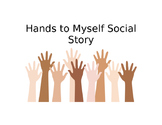 Social Story: Hands to Myself