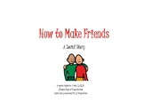 Social Story: How to Make Friends