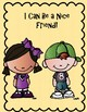 Social Story How to be a Nice Friend