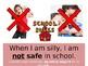 Social Story: I Can Be Safe - Puedo estar seguro (English/Spanish/ASL)