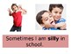 Social Story: I Can Be Safe in School (Boy)