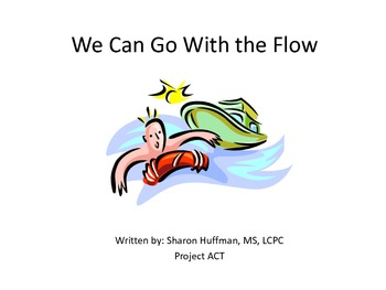 Social Story: I Can Go With the Flow (Anxiety)