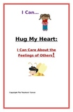 "Social Story- ""I Can Think About Other's Feelings"": A Better Behavior Booklet"