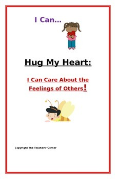"""Social Story- """"I Can Think About Other's Feelings"""": A Bett"""