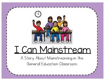 Social Story: I Can Mainstream