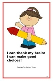 """Social Story- """"I Can Make Good Choices"""": A Better Behavior Booklet"""