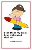 "Social Story- ""I Can Make Good Choices"": A Better Behavior"
