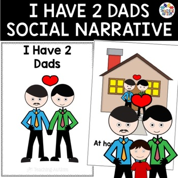 Social Story - I Have Two Dads