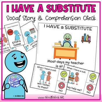 Social Story- I Have a Substitute