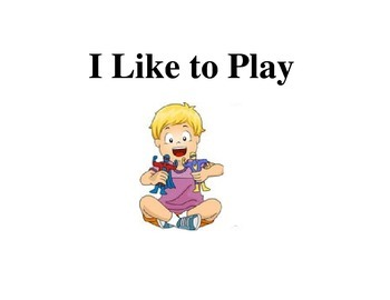 Social Story - I Like to Play (no play-fighting)