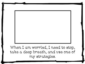 Social Story: I Won't Let My Worries Win